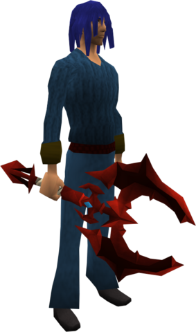 File:Dragon battleaxe equipped.png