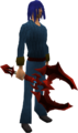 Dragon battleaxe equipped.png