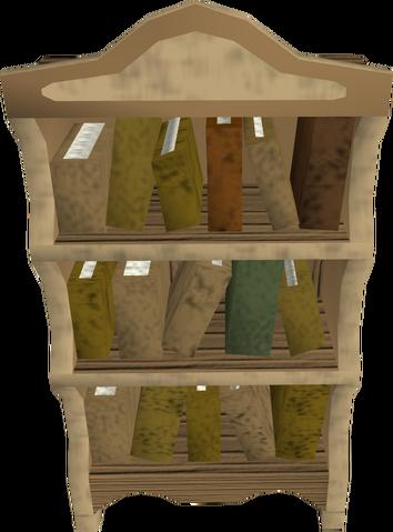 File:Oak bookcase built.png