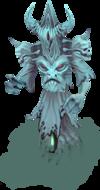 Demonic ghost