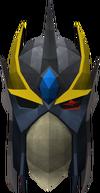 Full slayer helmet (e) (yellow) detail