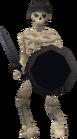 Skeleton (Melzar's Maze) old