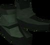 Trickster boots detail