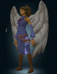 Freefall wings update image