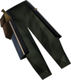 Colonist's trousers (green) detail