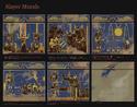 Guild of Slayer Masters murals