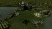 Polypore Dungeon Entrance
