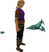 Revenant staff equipped
