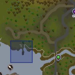 Fossegrimen location