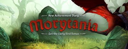 Morytania Achievement Diary Banner