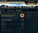 Grand Exchange Database