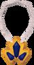 Amulet of magic (t) detail