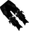 Malevolent greaves (shadow) detail