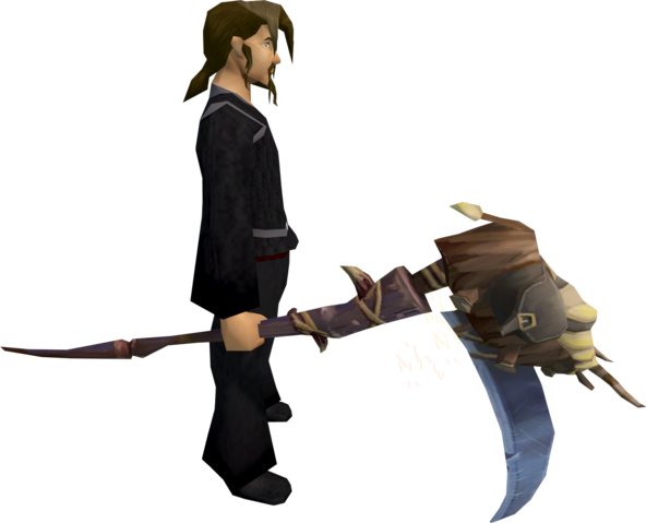 File:Yak scythe equipped.png