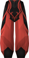 Dragon ceremonial greaves detail