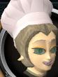 Fairy chef chathead