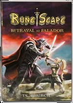 Betrayal at Falador alternate cover