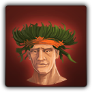 File:Tropical headdress icon (male).png