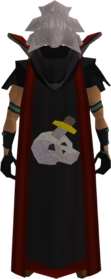 Retro hooded slayer cape (t) equipped