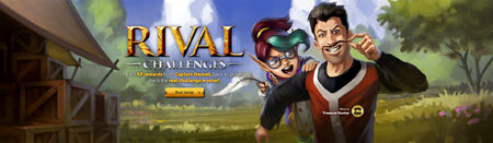 Rival Challenges head banner