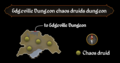 Edgeville Dungeon chaos druids dungeon map.png