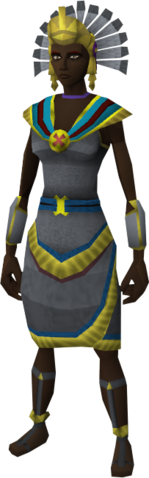 File:Feathered serpent outfit equipped (female).png