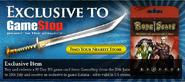 Ornate Katana Membership Promotion
