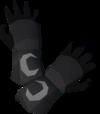 Trickster gloves detail