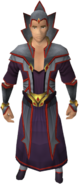 Envoy of Chaos outfit equipped (male)
