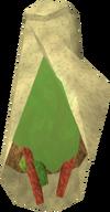 Avocado wrap detail