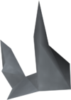 Frozen key piece (zamorak) detail