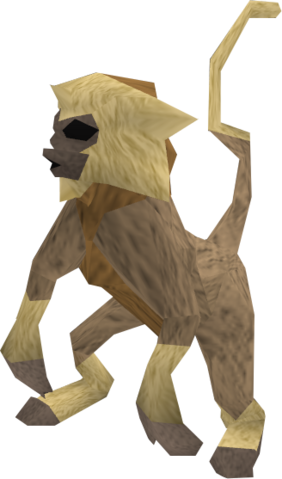 File:Baby monkey (tan and beige) pet.png