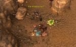 Drunken Dwarf (paralysed)