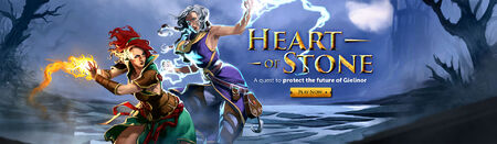 Heart of Stone head banner