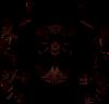 Malevolent cuirass (blood) detail