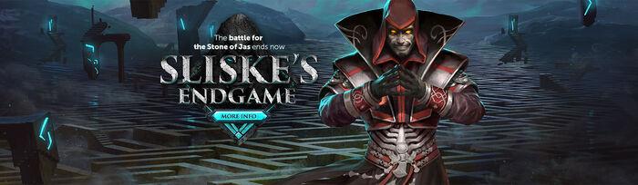 Sliske's Endgame head banner