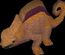 Adult chameleon (colourful 2)
