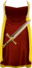Attack cape (t) detail