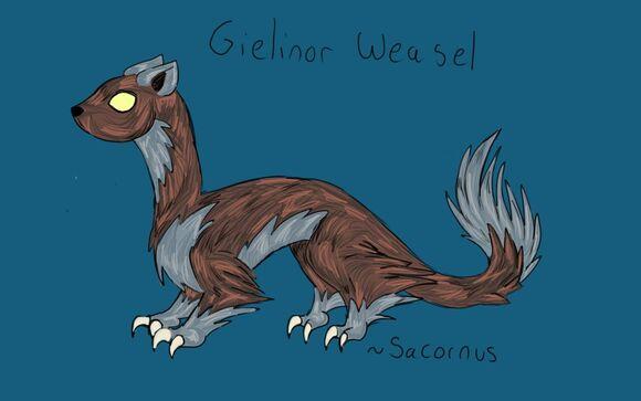 Gielinor Weasel update image