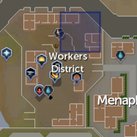 Cats of Menaphos (Worker district) spawn location