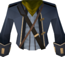 Colonist's coat (green)