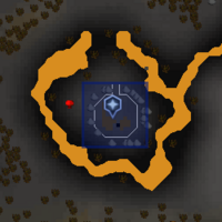 Spirit Realm portal (Chaos Temple) location