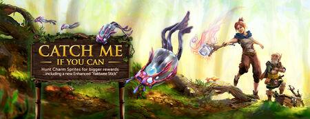 Charm Sprites banner