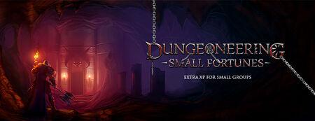 Dungeoneering XP banner