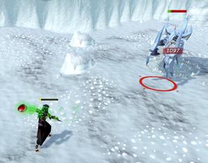 Killing glacors