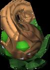 Splitbark orb detail
