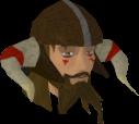 Barbarian guard chathead