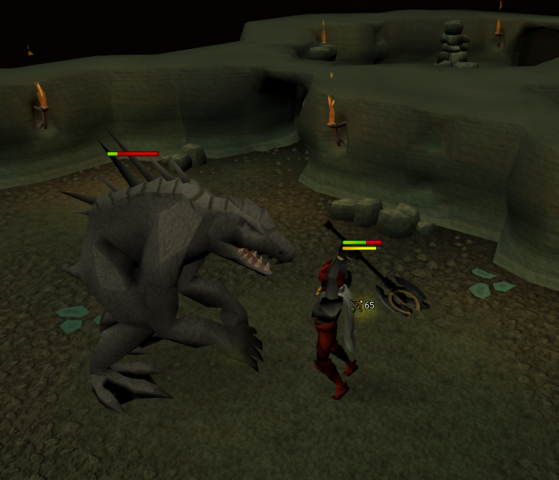 File:Dagannoth mother fight (Blood Runs Deep).png