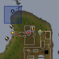 Familiarisation (Barbarian Assault) location.png