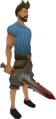 Sunspear equipped.png